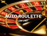 Auto Roulette – Low Lomit