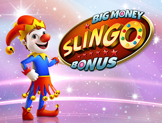 Big Money Slingo Bonus - Cloud Casino