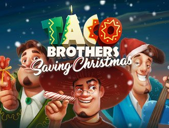 Saving Christmas.Taco Brothers Saving Christmas Cloud Casino