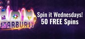 Spin it Wednesdays