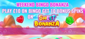 WEEKEND BINGO BONANZA