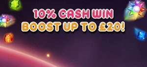 WEEKLY CASH WIN BOOST